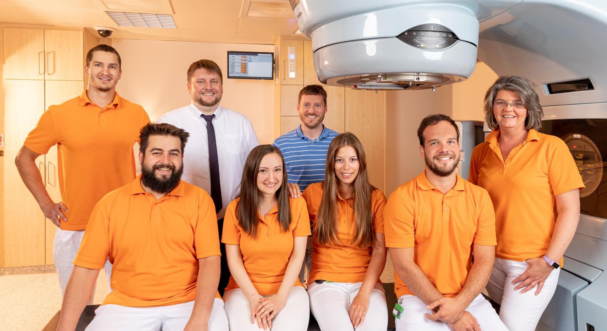 Team - Strahlentherapie Sigmaringen